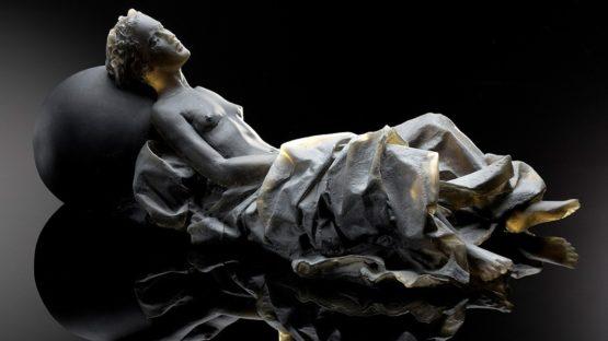 Nicolas Africano - Reclining Figure, 2010