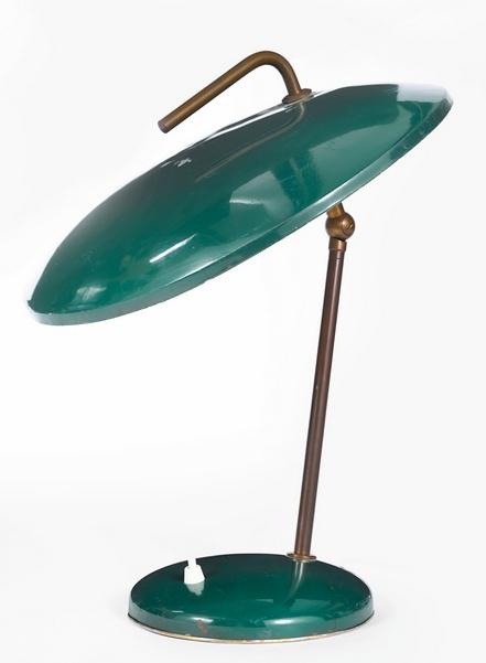 Nicolay Diulgheroff - Table Lamp-1939
