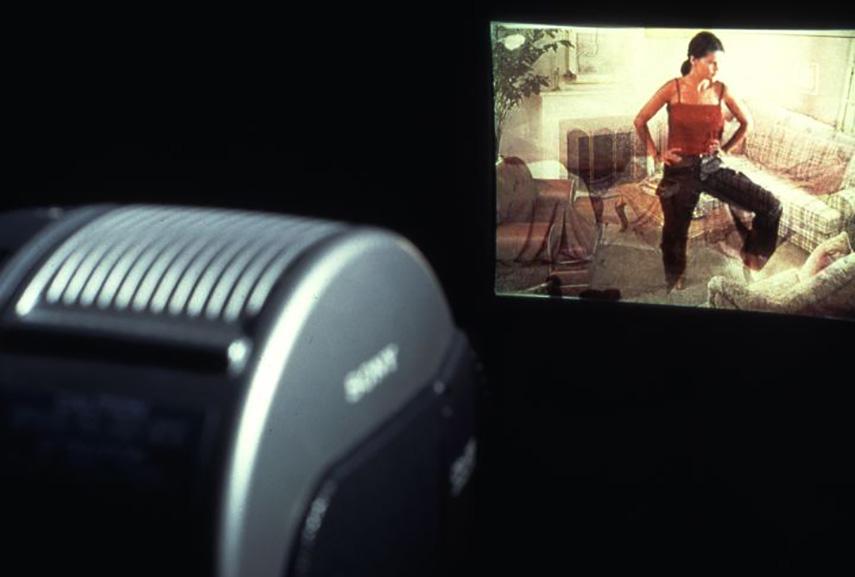 Nicole Cohen - Small Projection 2