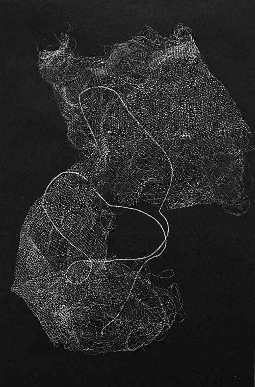 Nicole Coson - Ectoplasm #5, painting