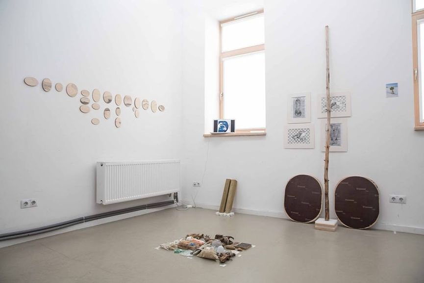 Nida Art Colony, Open Studios 2018, project by Heike Schäfer