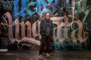 Calligraffiti Ten Years On, with Niels Shoe Meulman