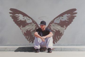 irish artist Nigel Cox