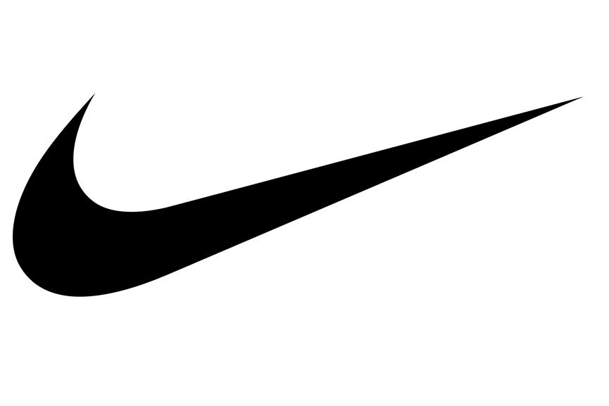 Nike Logo Design. Image via wikimedia.org