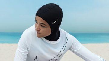 Nike's Hijab