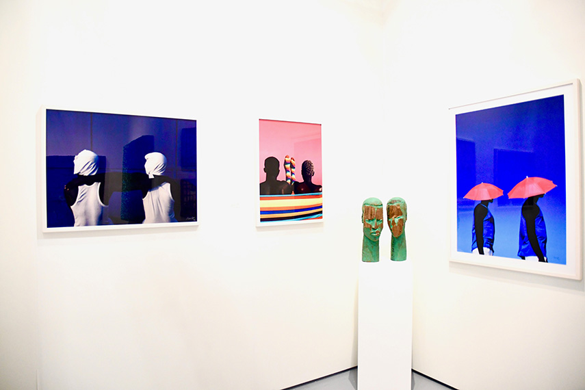 Nil Gallery, Prince Gyasi, PULSE Art Fair Miami 2019