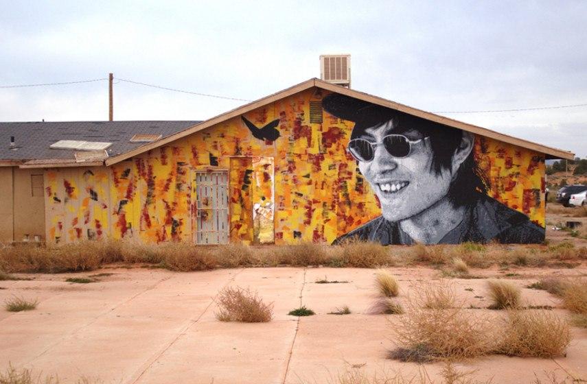 Nils Westergard - Calvin, Navajo Nation, AZ, 2013