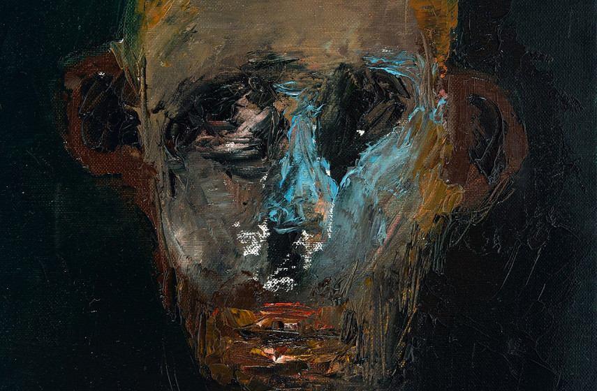 Niyaz Najafov - Portrait (V) (detail)