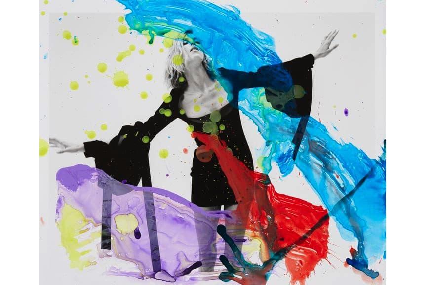 Nobuyoshi Araki - Saint Laurent Shiki-in (Color Lust), 2017