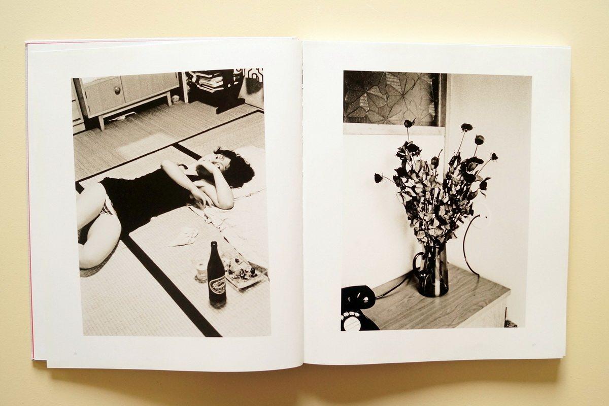 Nobuyoshi Araki - Silent wishes