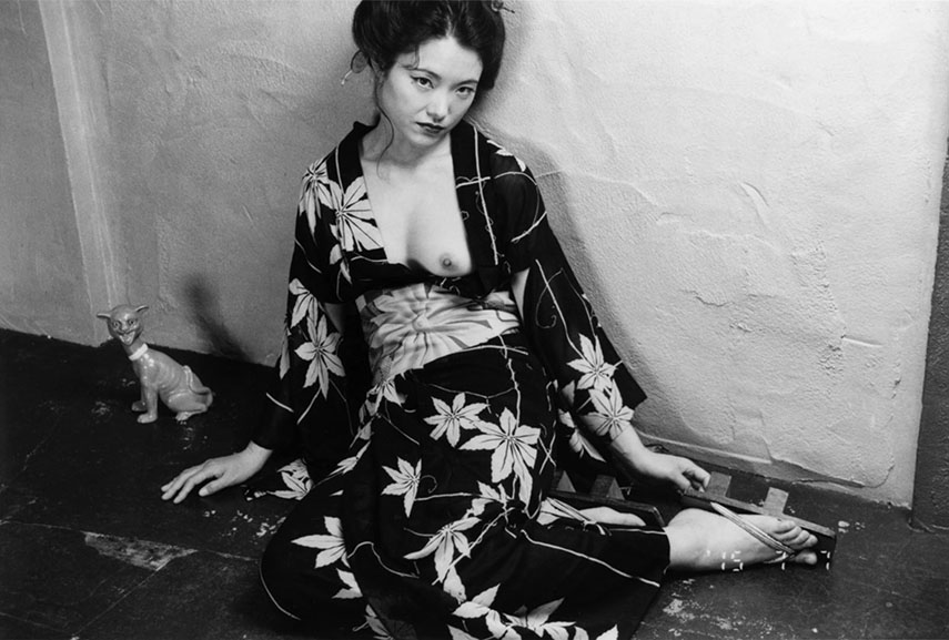 Nobuyoshi Araki - Untitled (Eros Diary), 2015. Courtesy of the artist and Anton Kern, New York. © Nobuyoshi Araki