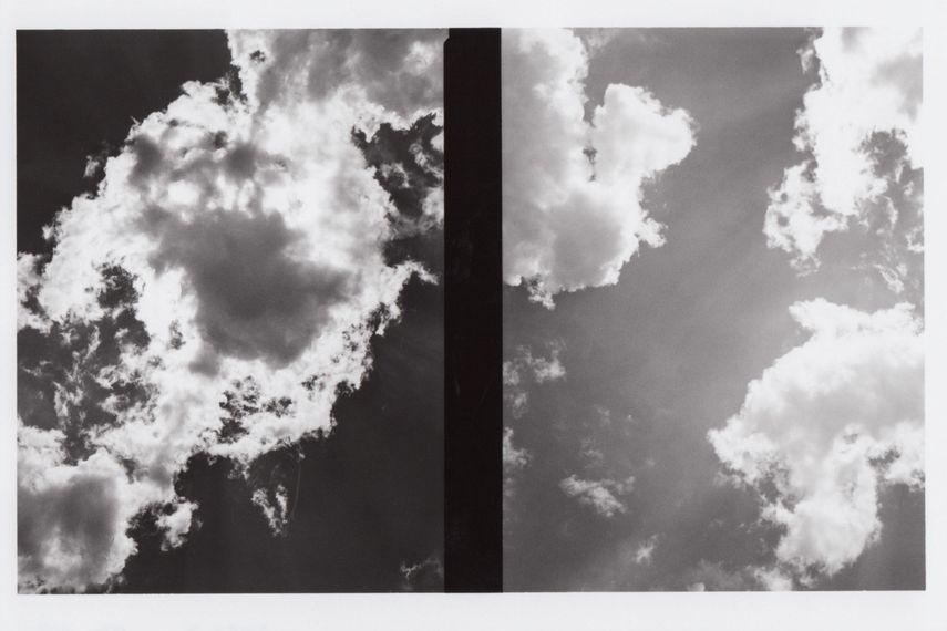 Nobuyoshi Araki - Untitled (Northern Sky), 2017