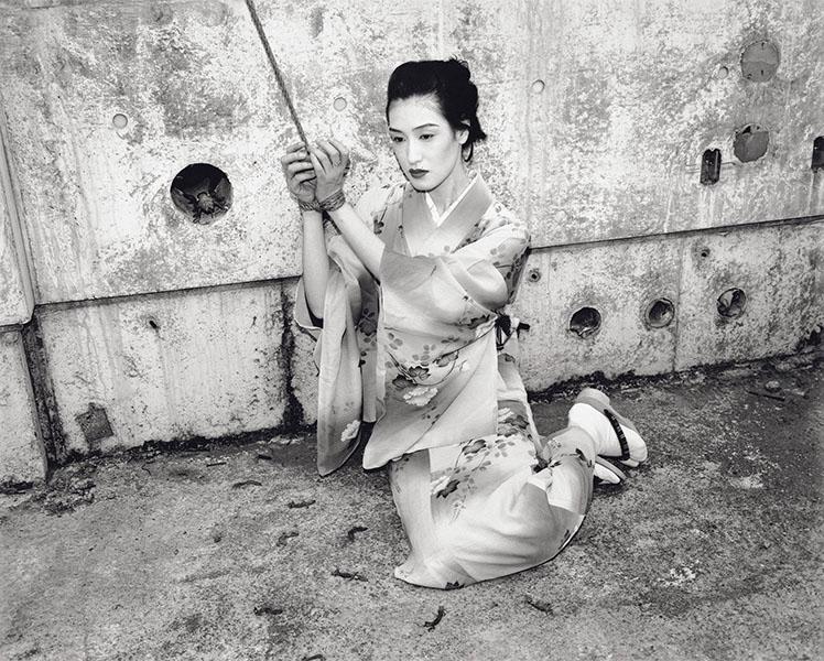 Nobuyoshi Araki - Untitled (Woman), 1990