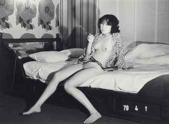 Nobuyoshi Araki-Untitled, from Pseudo Diary-1979