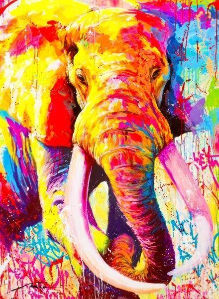 Noe Two-Elephant-2014