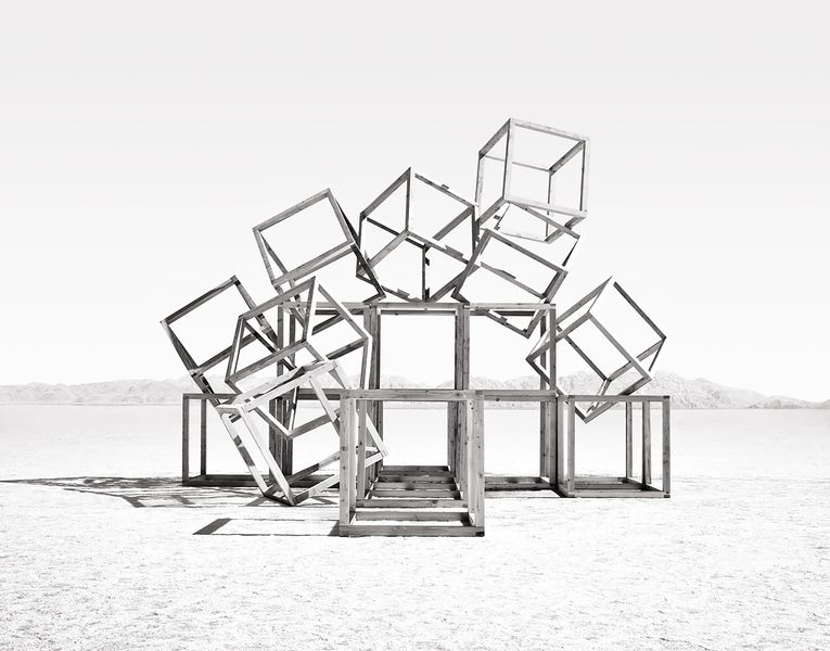 Noemie Goudal -Telluris, available in the main program of the festival and press preview