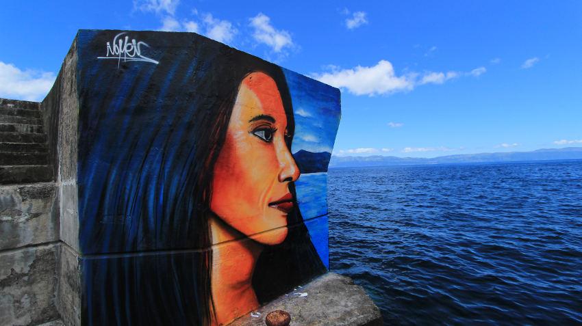 Nomen - Sara, 2016, Pico Island