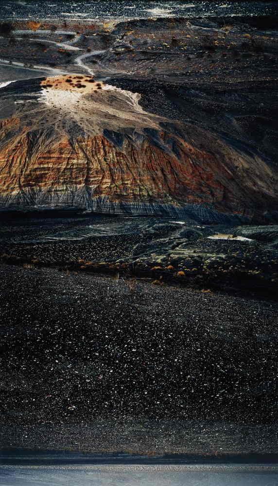 Noriko Furunishi-Untitled (Crater)-2005