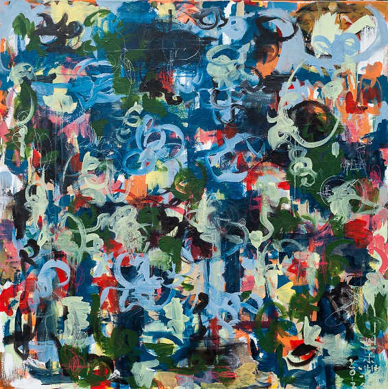 Norm Yip - Le tourbillon de la vie, No 2, 2017