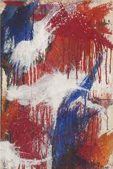 Norman Bluhm-Untitled-1959