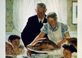 on rockwell november evening rockwell post museum life saturday home cover on page day to look
