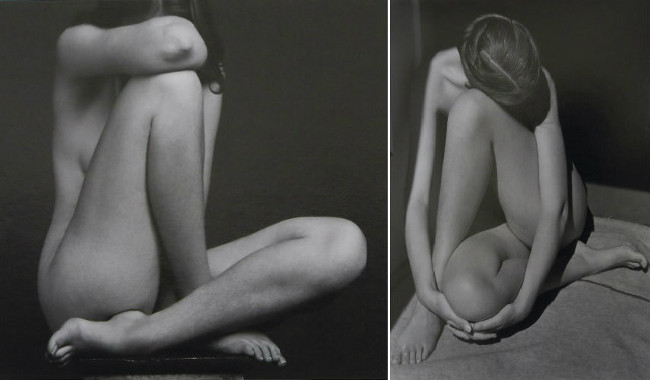Nude, 1936. Photograph by Edward Weston.  Collection Center for Creative © 1981 Center for Creative Photography, Arizona Board of Regents