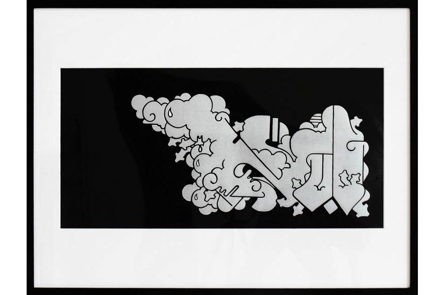 Nug - Untitled #1, 2013