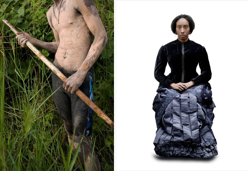 Nyaba Léon Ouedraogo - Tenir le passé, Les phantoms du fleuvre Congo, 2011-2013 - Ayana V. Jackson - Sarah Forbes, Dear Sarah, 2016
