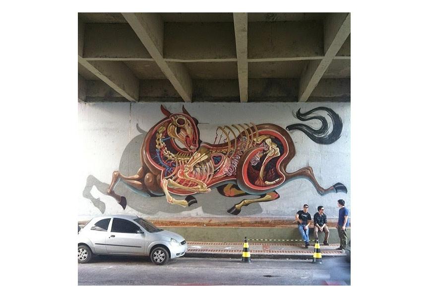 Mural Sao Paolo