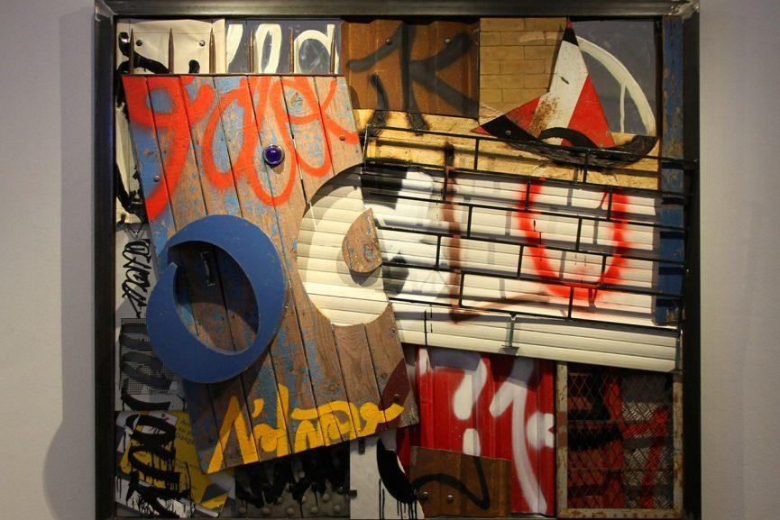 O'Clock graffiti