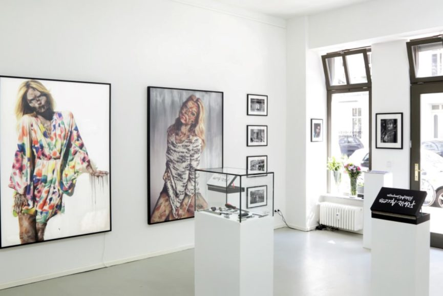 Favorite Art Galleries from Our Network in April
