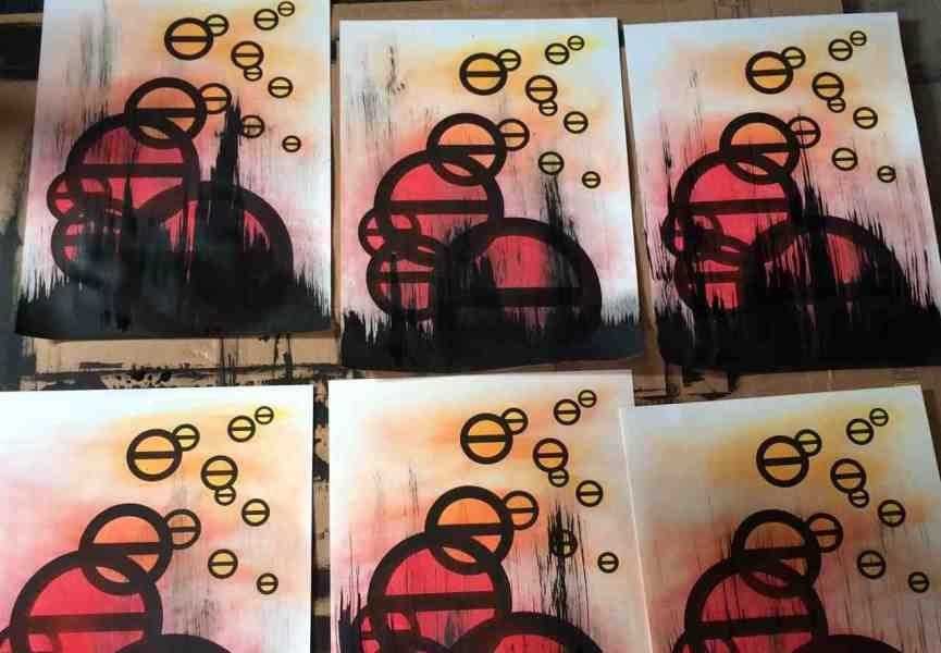 Online Gallery Print Release