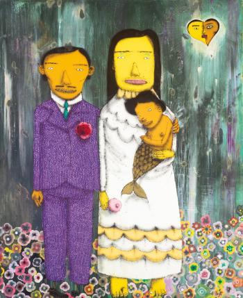 Os Gemeos-Casou Com O Primo-2007