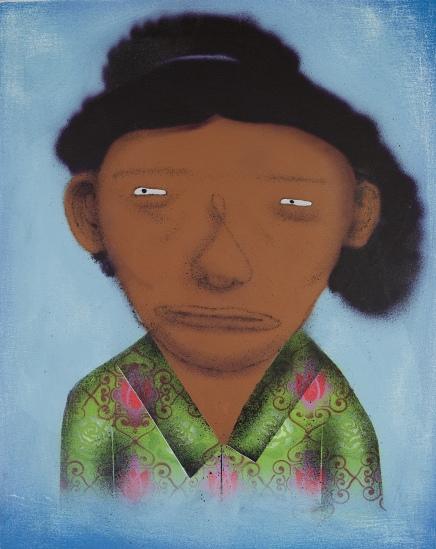 Os Gemeos-Dolores Fortes de Barriga-2012
