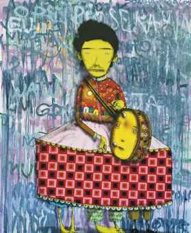 Os Gemeos-Esconde-Esconde-2006