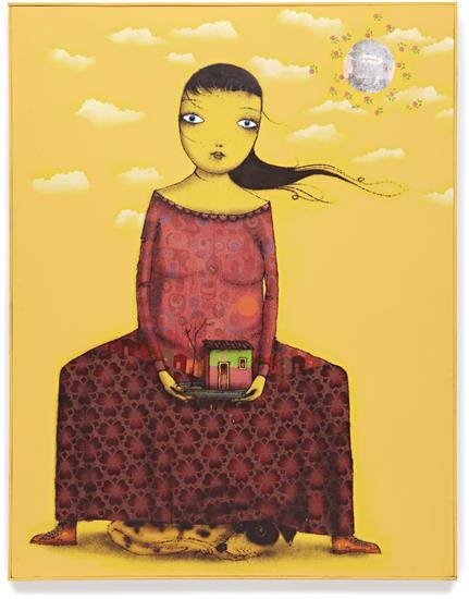 Os Gemeos-Glass House-2005