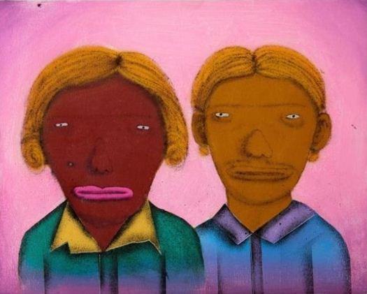 Os Gemeos-Graciosa Rodela De Alho E Inocencio Coitadinho-2012