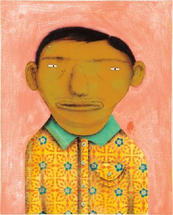 Os Gemeos-Joao Penca Bem-2012