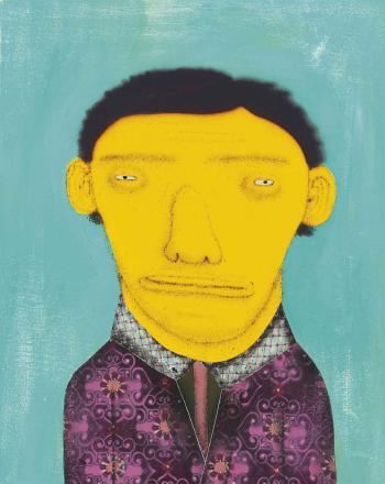 Os Gemeos-Pedro Bunda Seca-2012