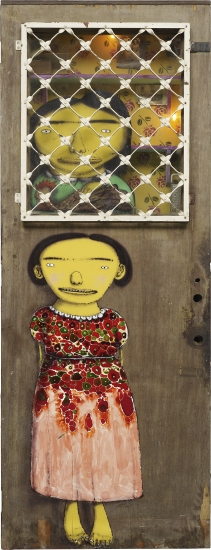 Os Gemeos-The House of Maria-2007