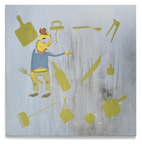 Os Gemeos-Untitled-2002