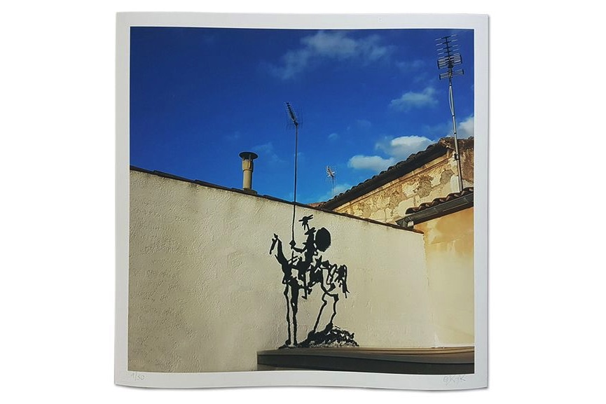 Oakoak - Don Quichotte