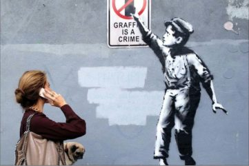 10 Highlights from Banksy Better Out Than In Residency in New York