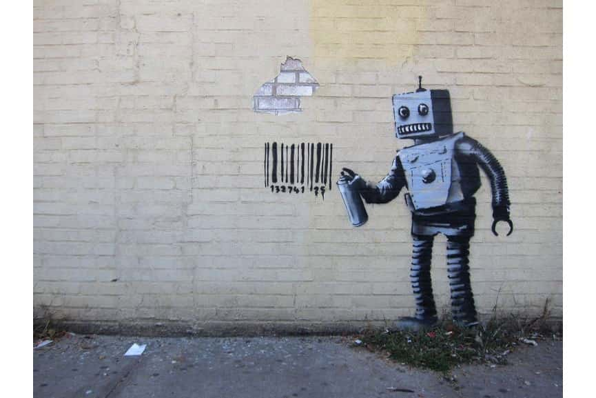 Banksy in New York, October 28th, Coney Island