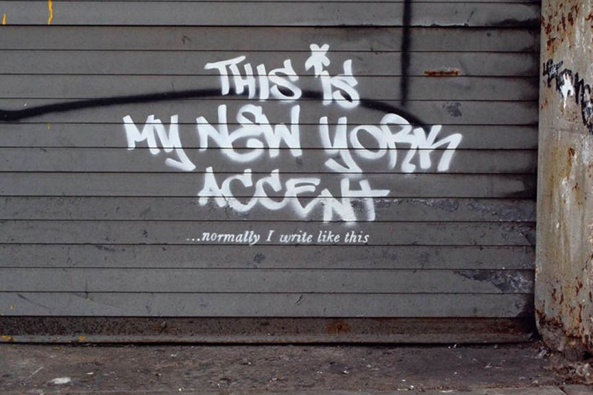 Banksy Does New York City, October 2nd, Manhattan