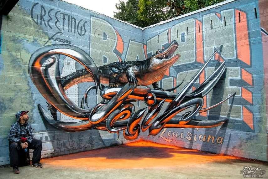 Sun & Sea & Spraycan: Malta Street Art Festival