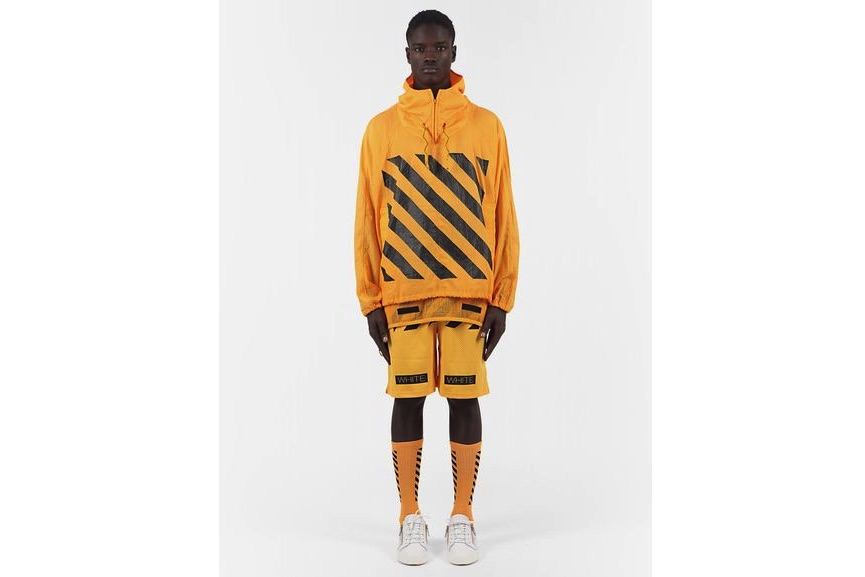Off-White™ c/o Virgil Abloh, Pre-Fall 2016, Look 14