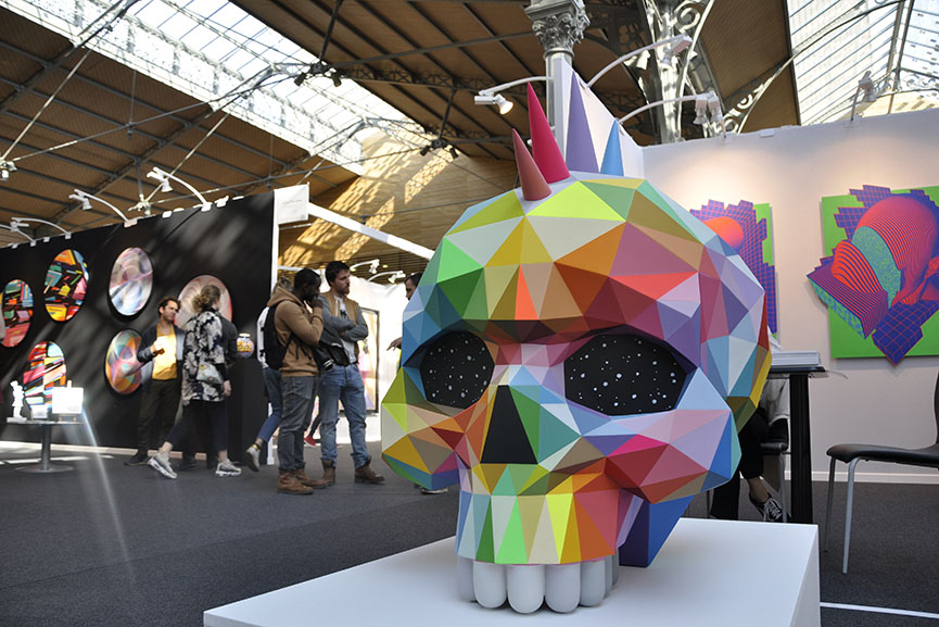 Okuda, By Night Gallery