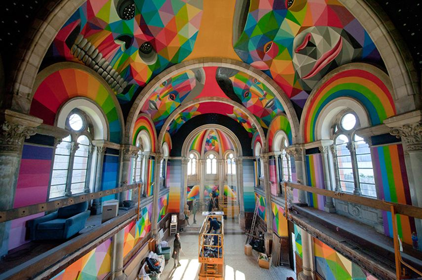 Okuda design, video, madrid, photography