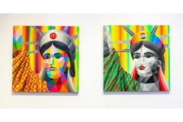 Consumerist Culture At Its Finest in These Artworks For Sale